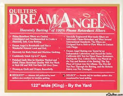 Quilters Dream Angel Select CRIB