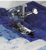 Ditch Quilting Foot Elna 9mm