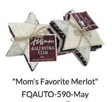 Bali Batik Club - May Fat Quarter Bundle - Moms Favorite Merlot