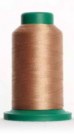 Isacord 1000m Polyester Caramel Cream