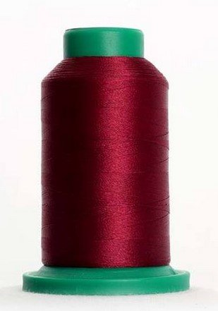 Isacord 1000m Polyester Wine