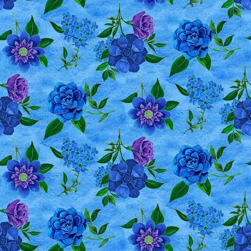 Luna Garden Spaced Floral