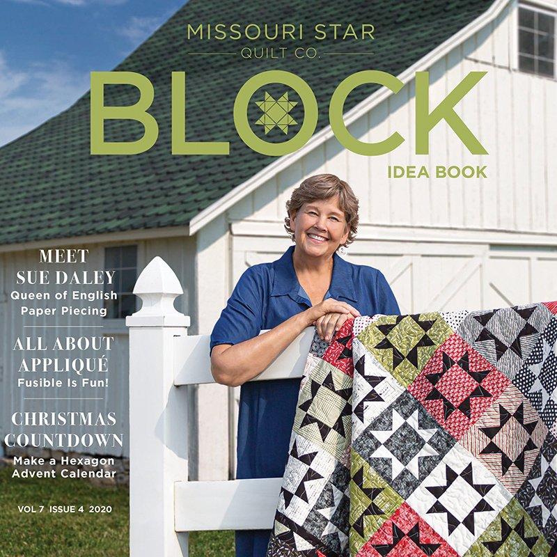 Missouri Star Block Idea Book Vol. 7 Issue 4