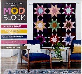 Missouri Star Block - Mod Block Modern Roots