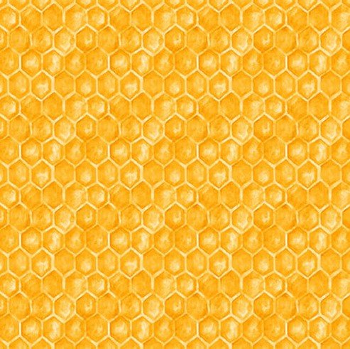Show Me the Honey - Yellow Honeycomb