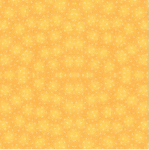 Starlet Small Stars - Yellow