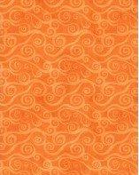 Swirly Essential Orange