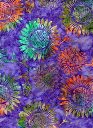 Batik Textiles - Down Under