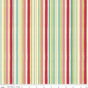 Hello Gorgeous Stripe