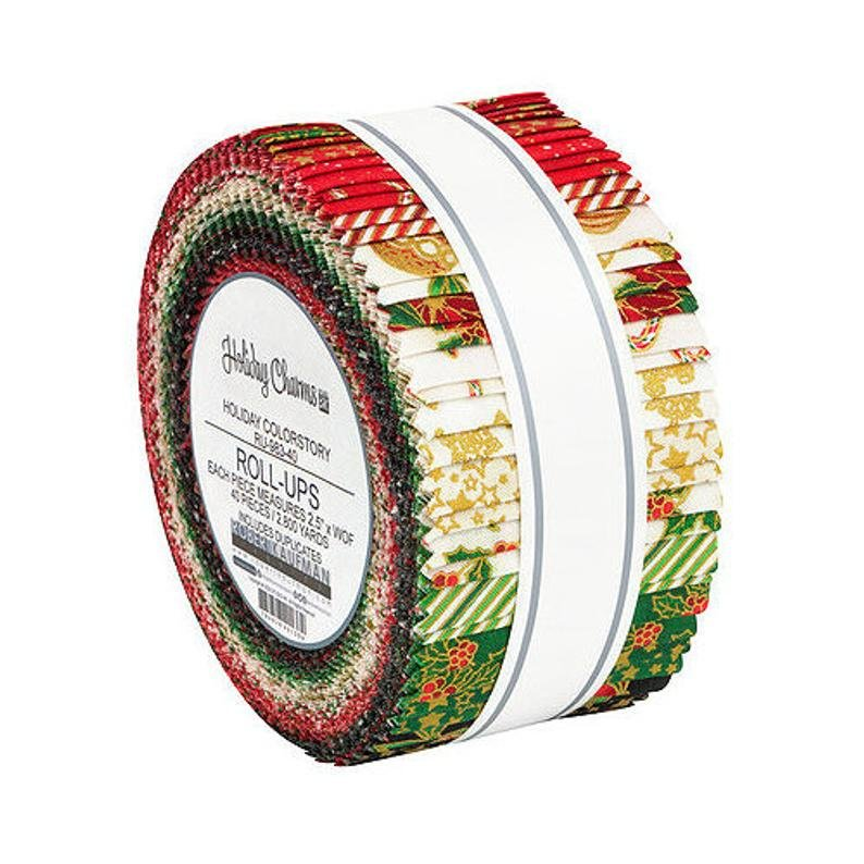 Holiday Charms Roll-up