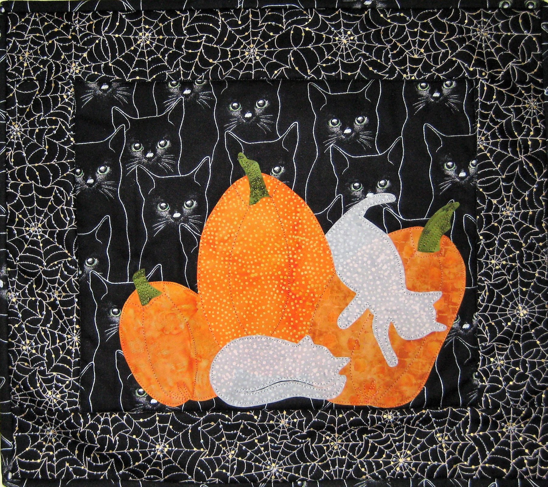 Cats & Pumpkins Kit