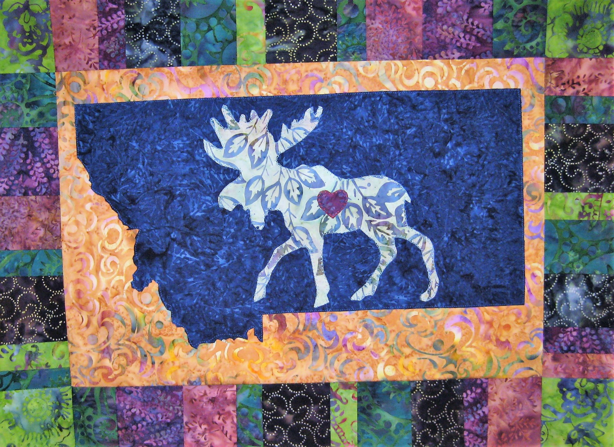 Montana! My Heart, My Home Kit