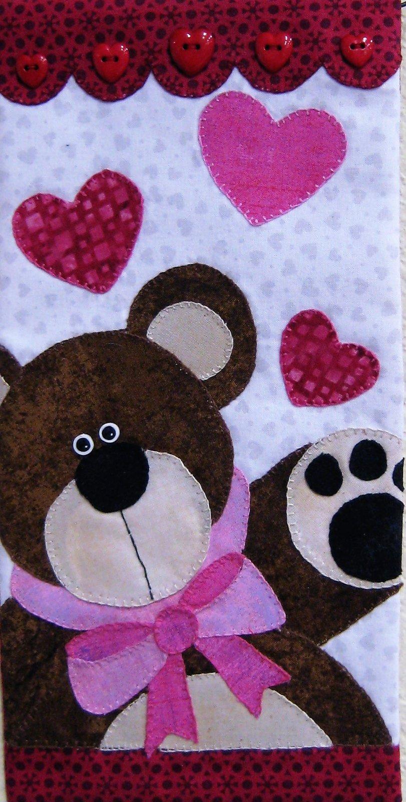 February Bear Hugs Kit