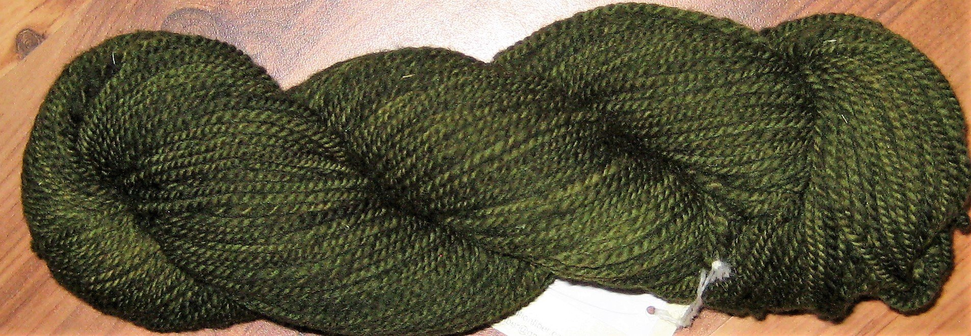 Tobacco Root Valley Yarn