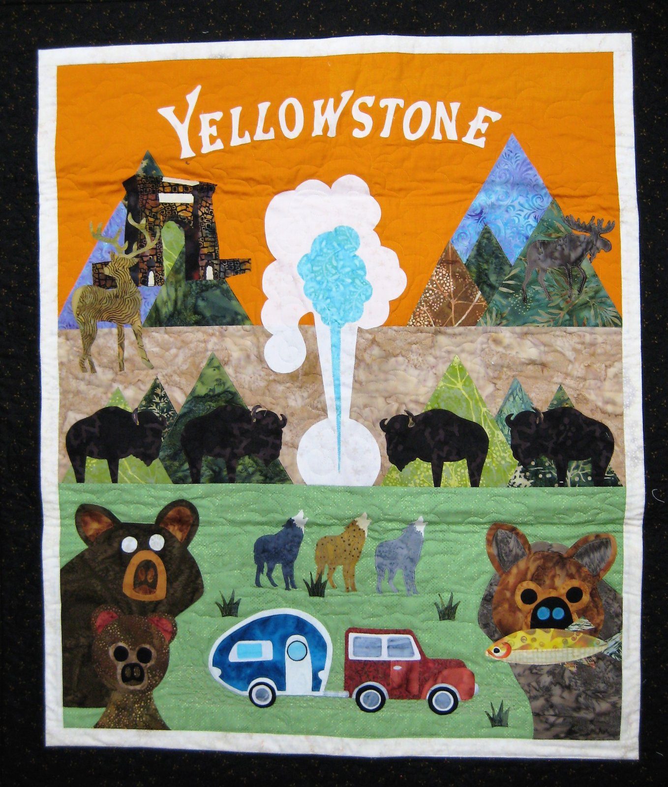 Yellowstone Kit