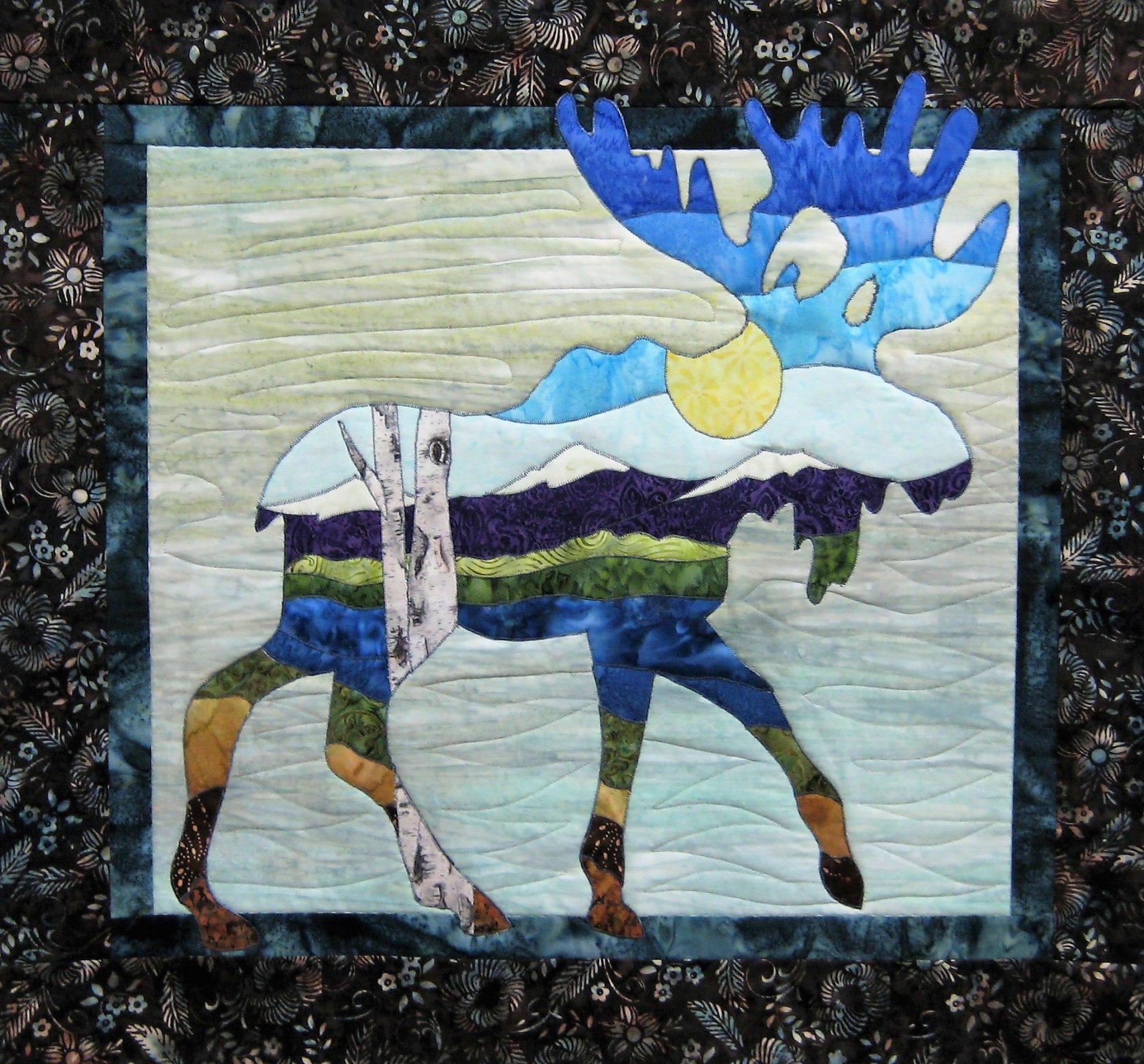 Moose on the Loose! Kit