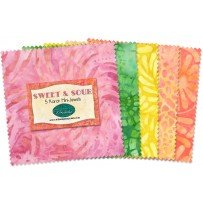 Sweet & Sour 5'' squares