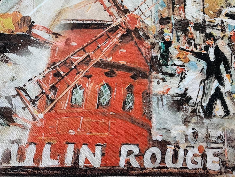 Moulin Rouge Linen
