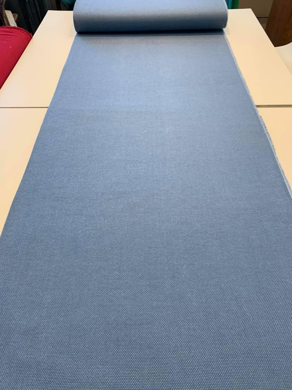 Blue Textural Flannel