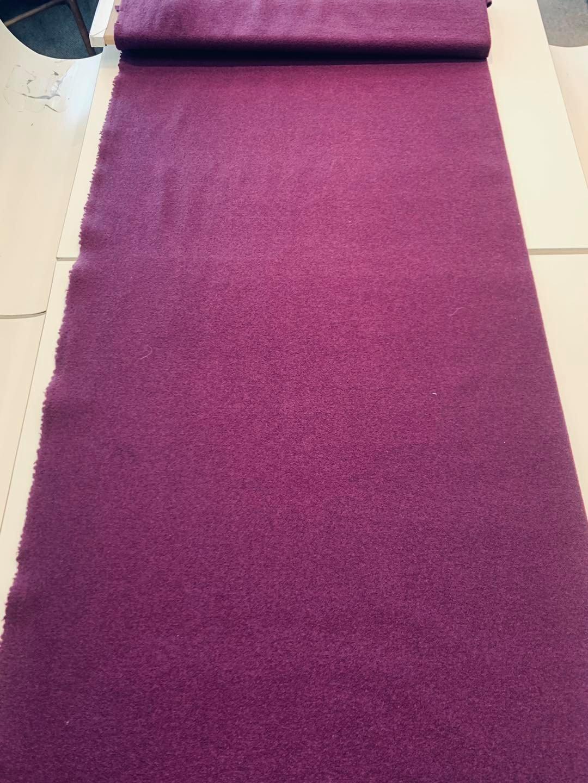 Grape Boiled Wool