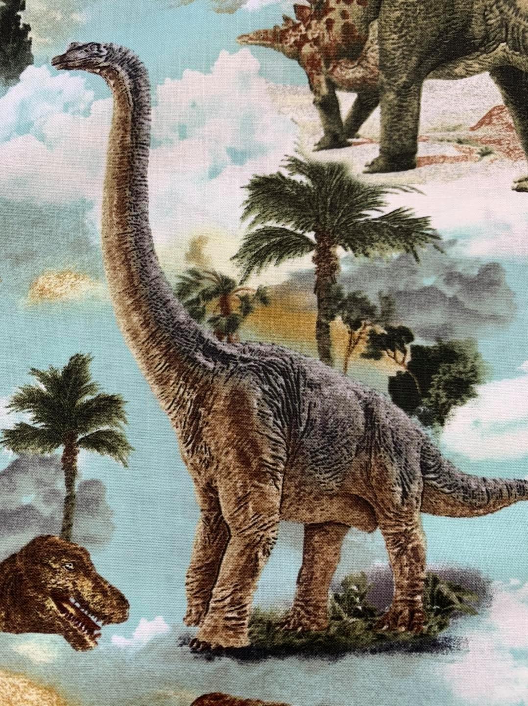 Dinosaurs in Habitat