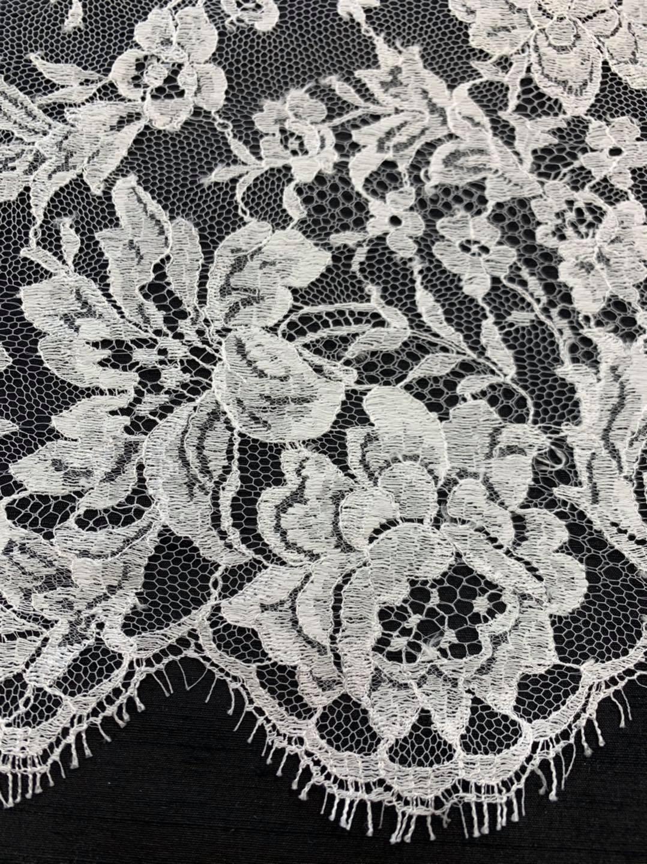 Bridal Bouquet Chantilly Lace