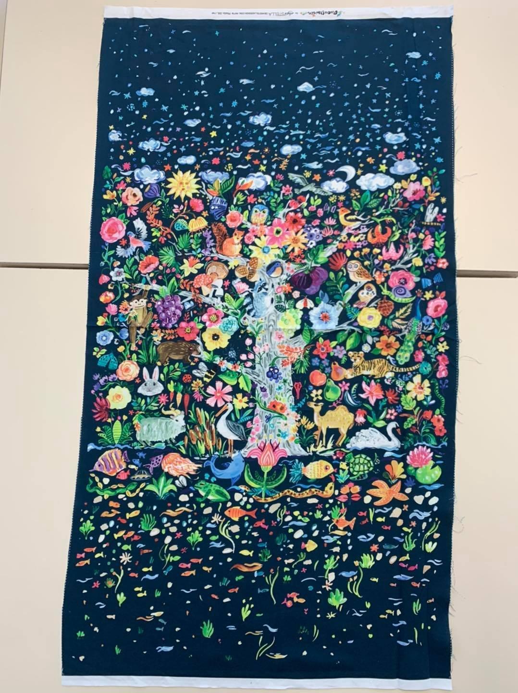 Tree of Life Panel