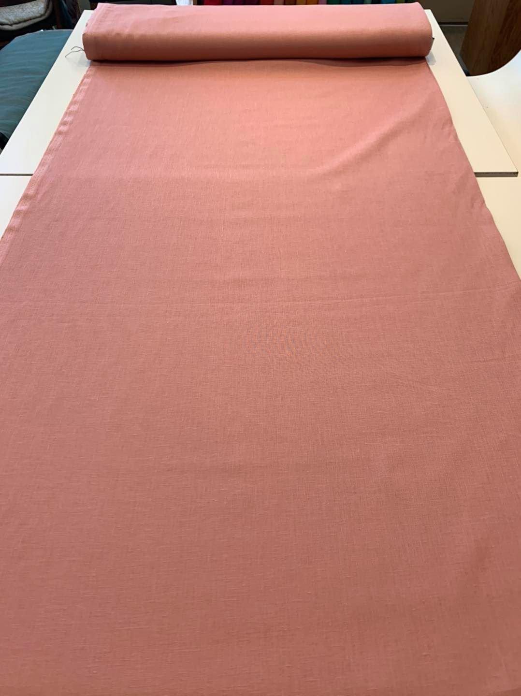 Dusty Pink Italino Linen