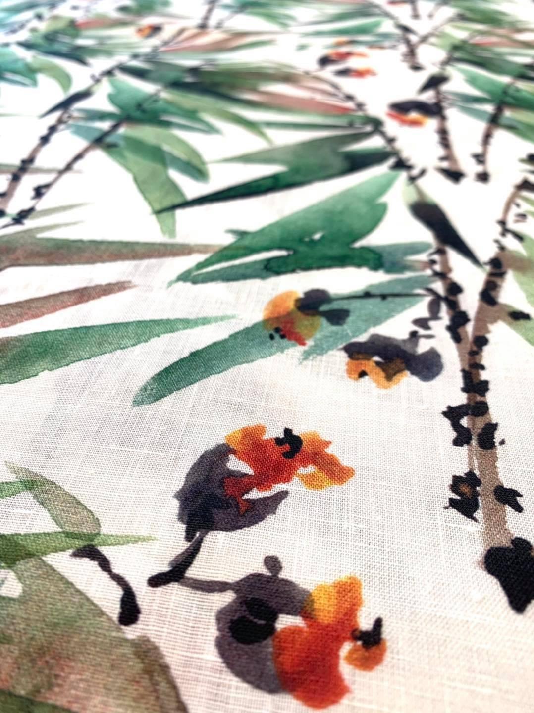 Blooming Bamboo Linen