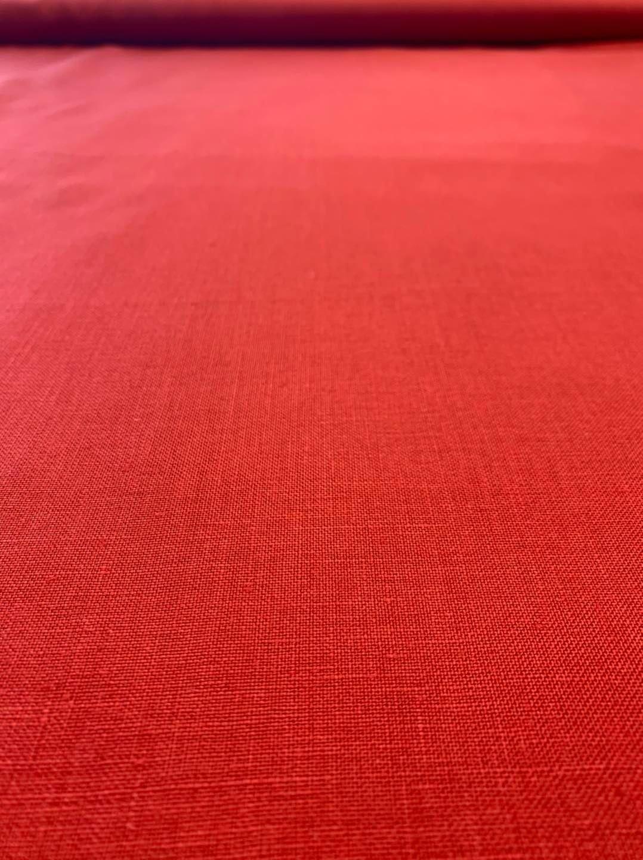 Paprika Linen