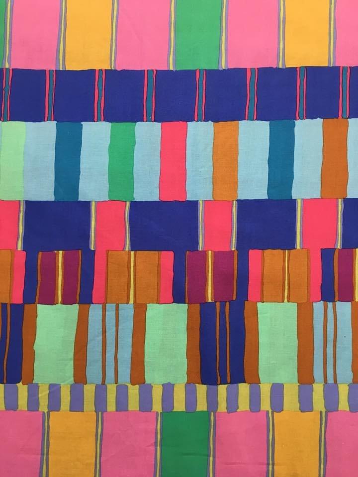 Layered Stripe in Blue