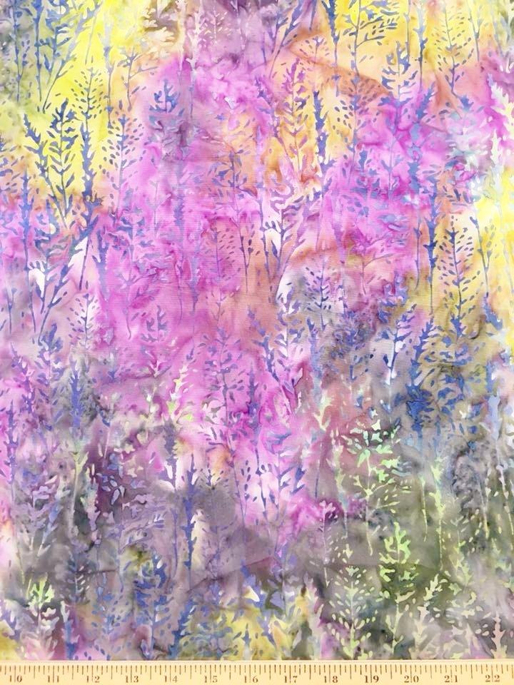Spring Forest Rayon Batik