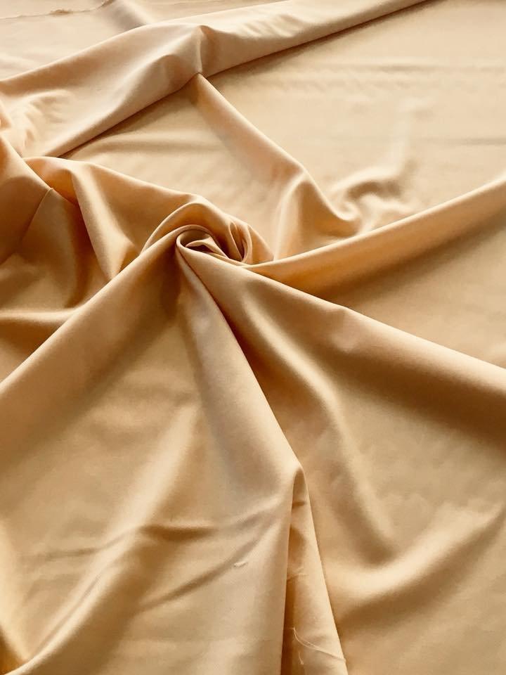 Dark Butter Novelty Weave Wool