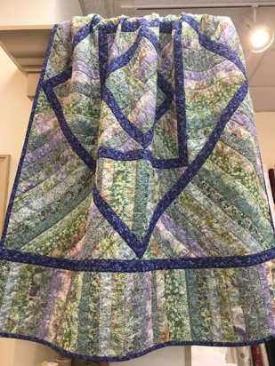 Liberty Of London Lap Quilt