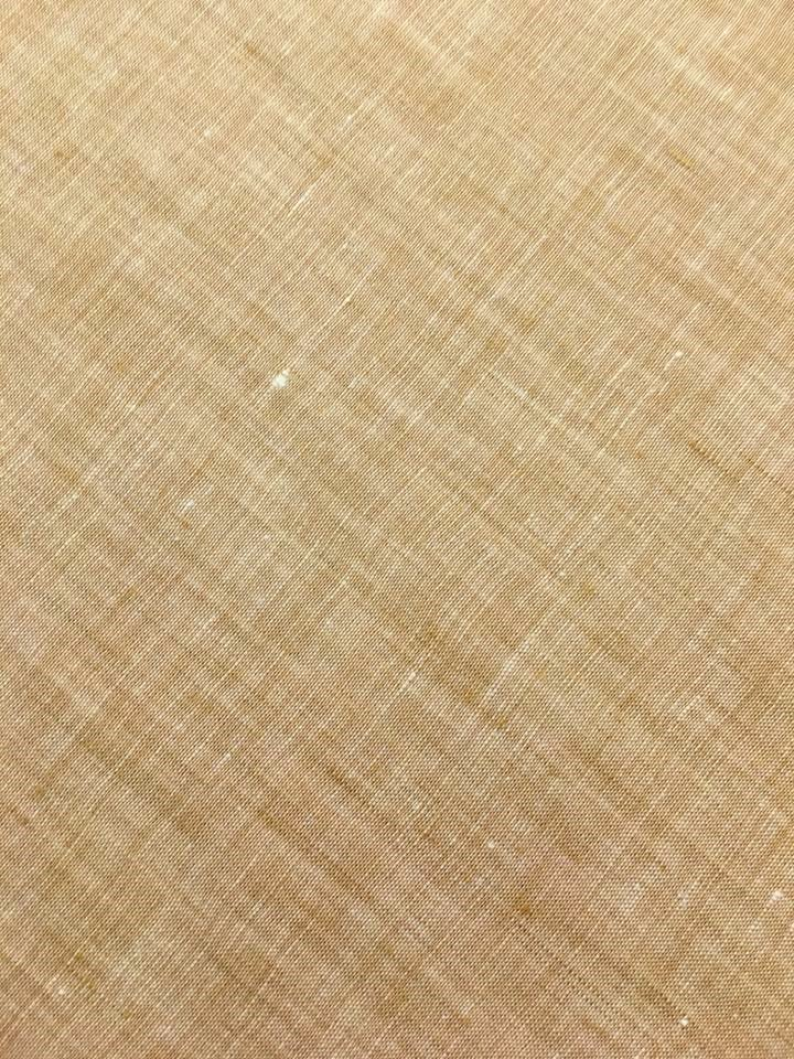 Fawn bi weave linen