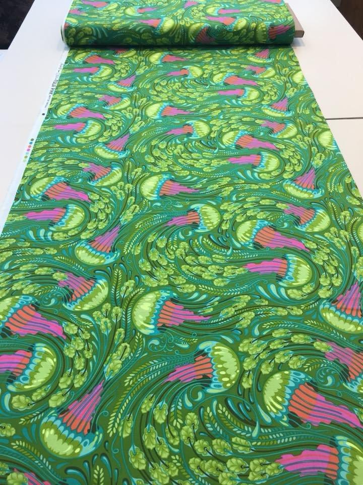Seabloom in Green