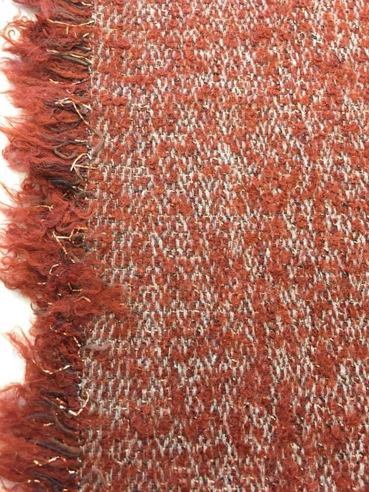 Rusty Glam Tweed
