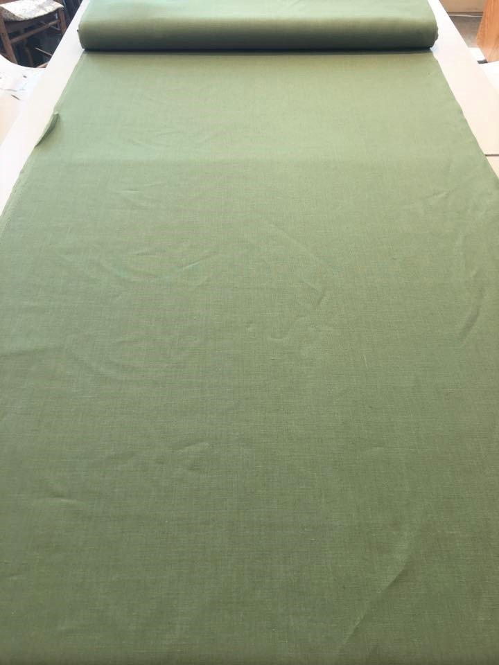 Olive Nevada Linen