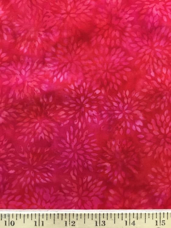 Pomegranate Seeds Rayon Batik