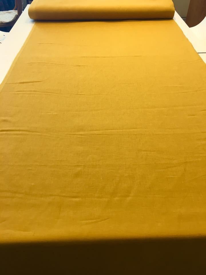 Gold Italiano Linen