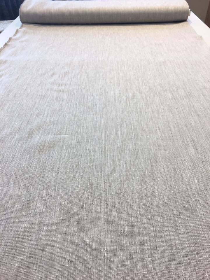 Oatmeal Nevada Linen