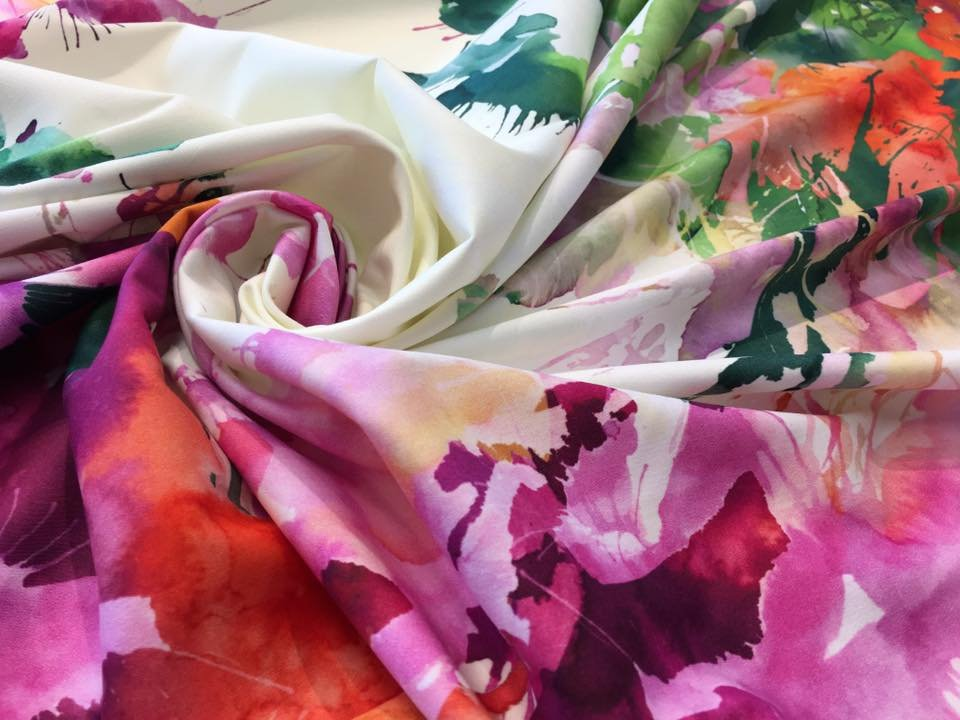 Primavera Stretch Cotton
