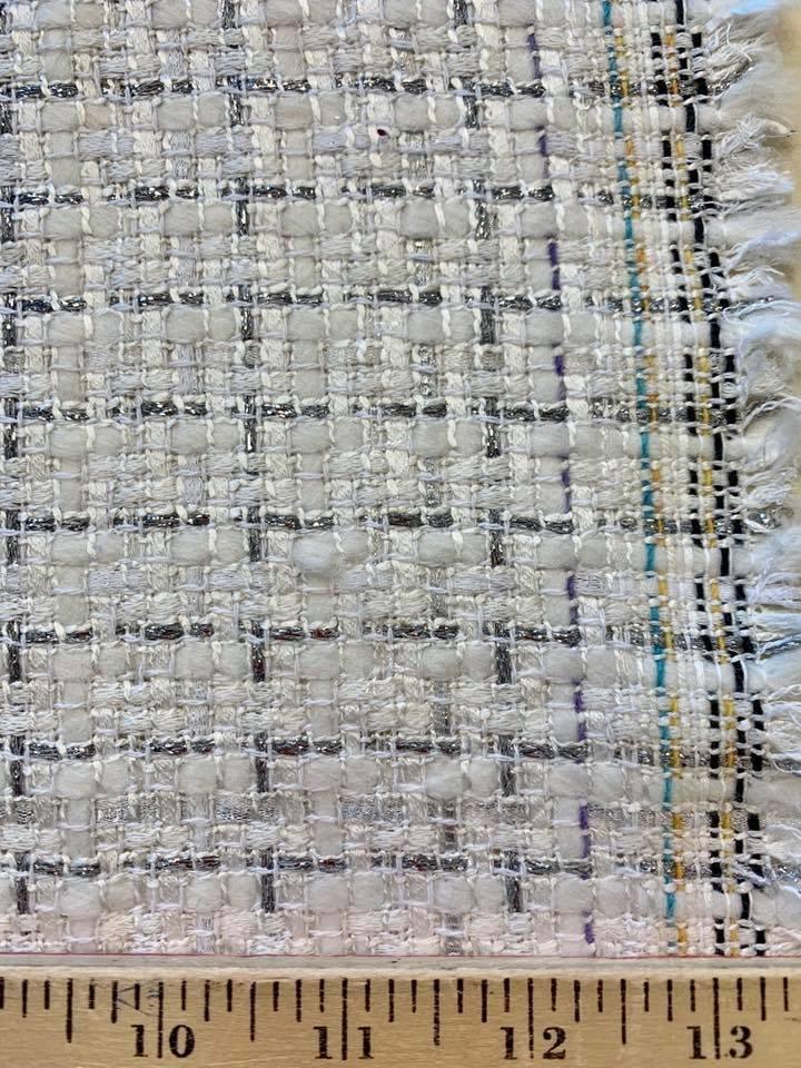 Juliette Wool Blend Tweed