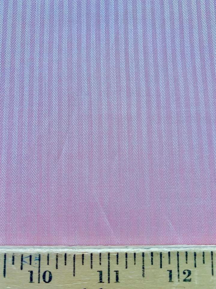 Small Pink Herringbone