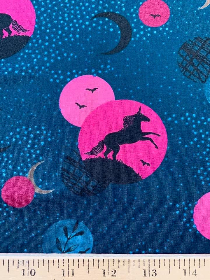 Unicorn Moon: Pink