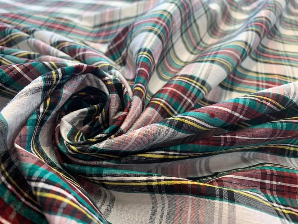 Dress Stewart Silk Dupioni