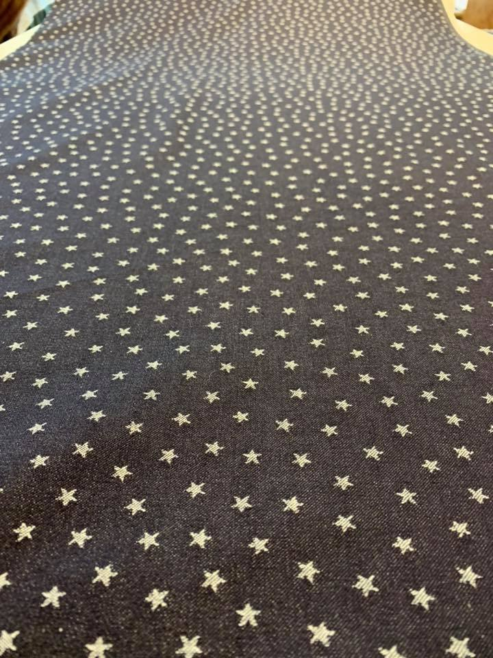Reversible Star Spangled Denim