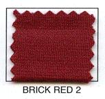 Brick Red Sophia