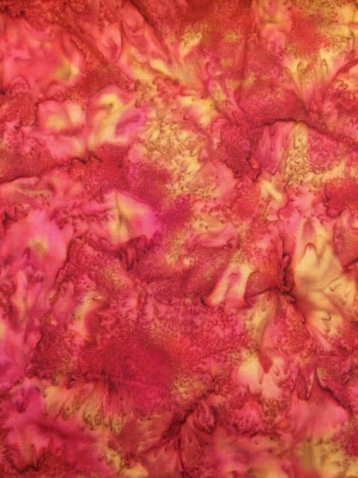Pomegranate Batik by Hoffman