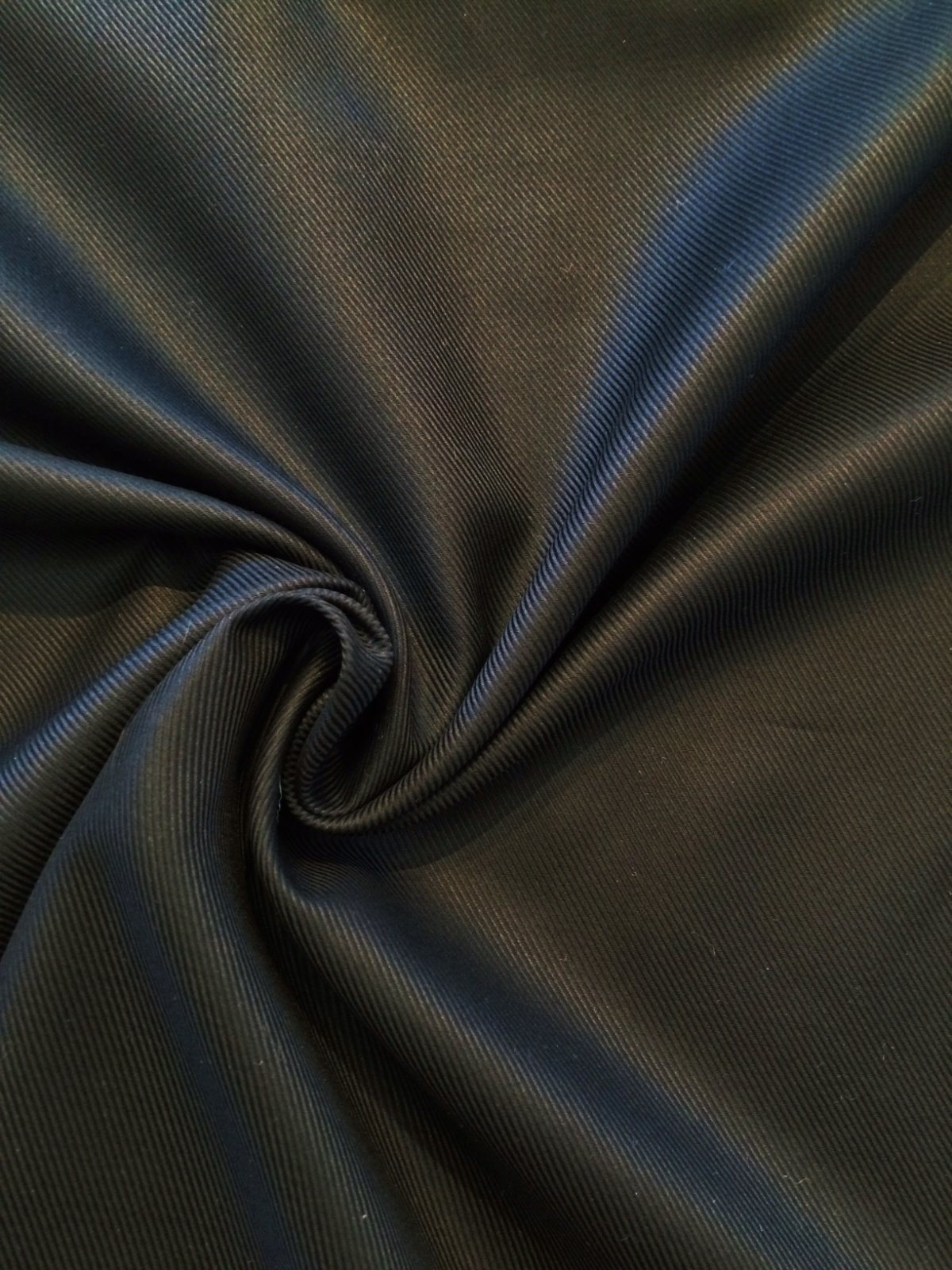 Black Twill Shirting